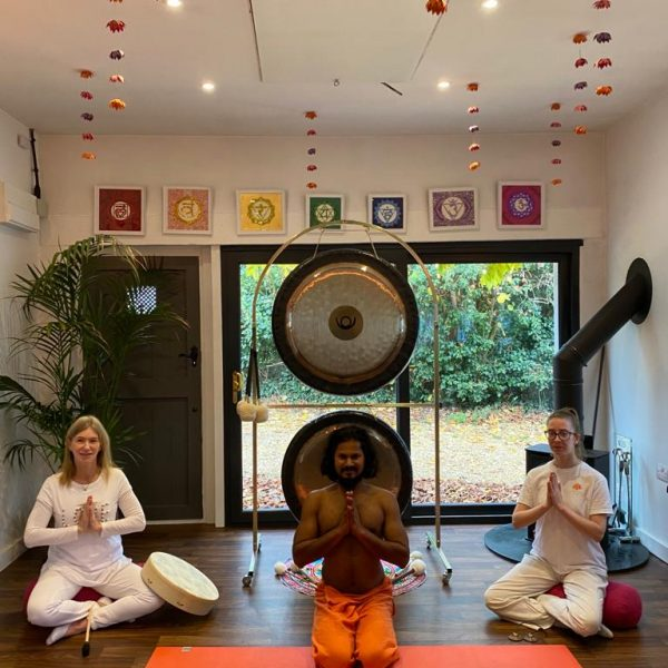 Breathwork, Sound Healing Yoga