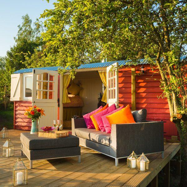 Luna Lodge - Kent Shepherd's Hut