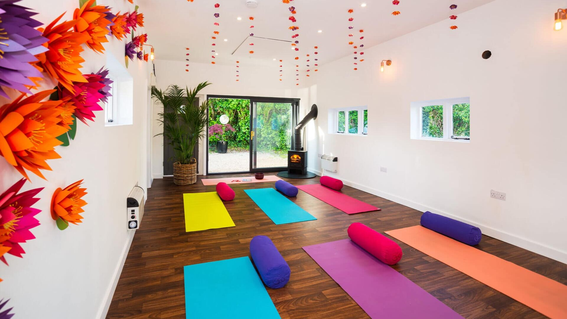 Samsara Yoga Classes