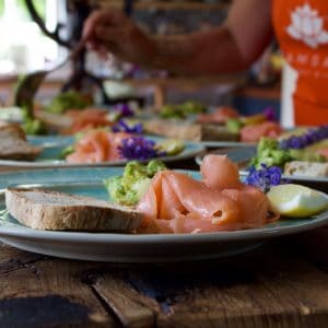 Brunches, Suppers & Canapes