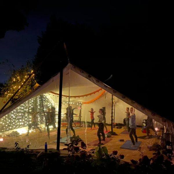 Luna Light Gardening Retreats - Held Monthly